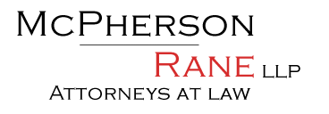 McPherson Rane Attorneys at Law